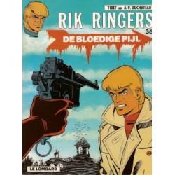 Rik Ringers 36 De bloedige pijl