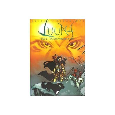 Luuna 02 De schemering van de lynx