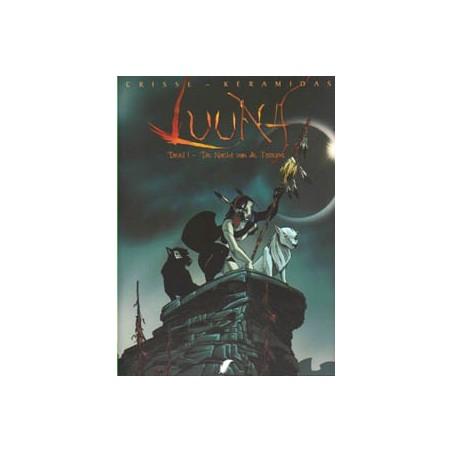 Luuna 01 De nacht van de totems