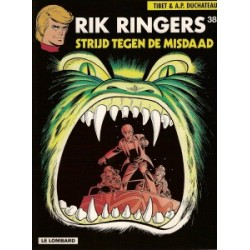 Rik Ringers 38 Strijd tegen de misdaad