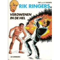 Rik Ringers 39 Verdwenen in de hel