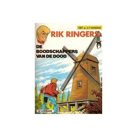 Rik Ringers  43 De boodschappers van de dood