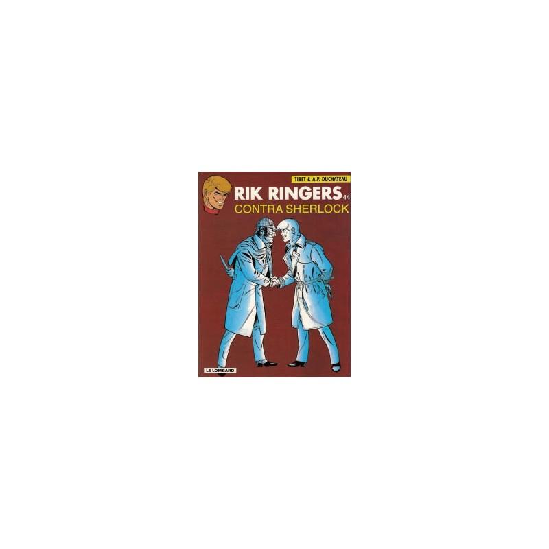 Rik Ringers 44 Rik Ringers contra Sherlock