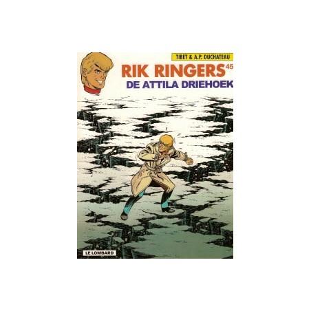 Rik Ringers  45 De attila driehoek