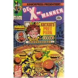 X-mannen 001 Arcade's grote moordspel 1982