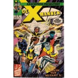 X-mannen 002 Geheim van Mutant X 1983