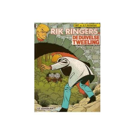 Rik Ringers  47 De duivelse tweeling