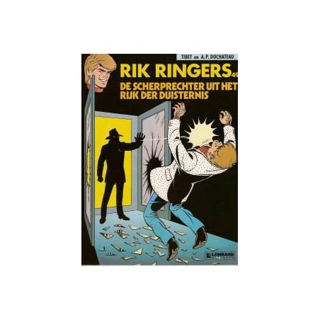 Rik Ringers  49 De scherprechter uit het rijk der duisternis