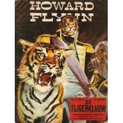Howard Flynn<br>De tijgerklauw<br>1e druk 1969