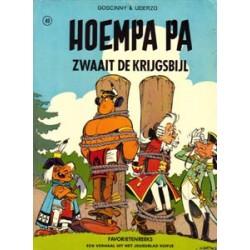 Hoempa Pa #<br>zwaait de krijgsbijl<br>herdruk 1977