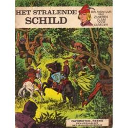 Zilveren Vlam<br> Het stralende schild<br>1e druk 1968