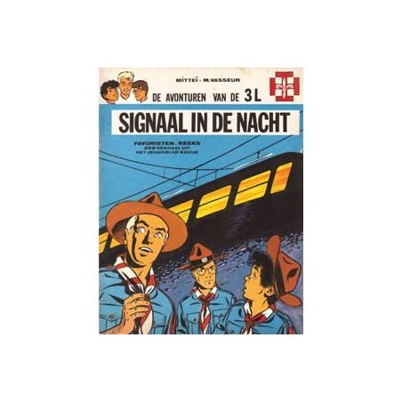 3L Signaal in de nacht 1e druk 1970