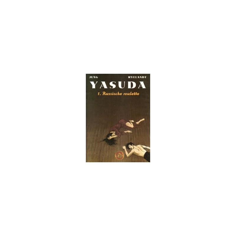 Yasuda 01 Russische roulette 1e druk 1995