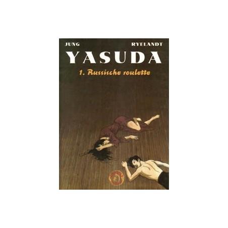 Yasuda 01<br>Russische roulette<br>1e druk 1995