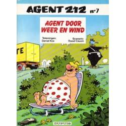 Agent 212<br>07 - Agent door weer en wind<br>1e druk 1987