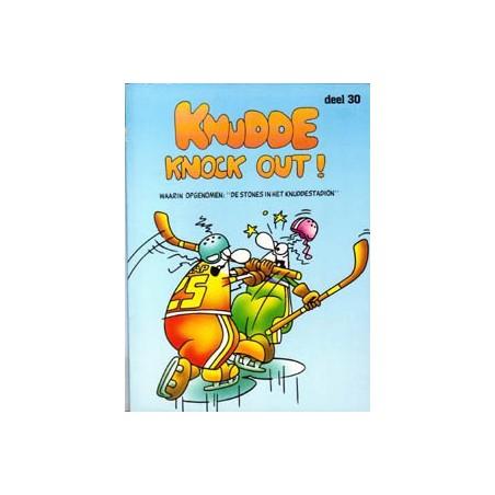 FC Knudde 30 Knock out! 1e druk 1990