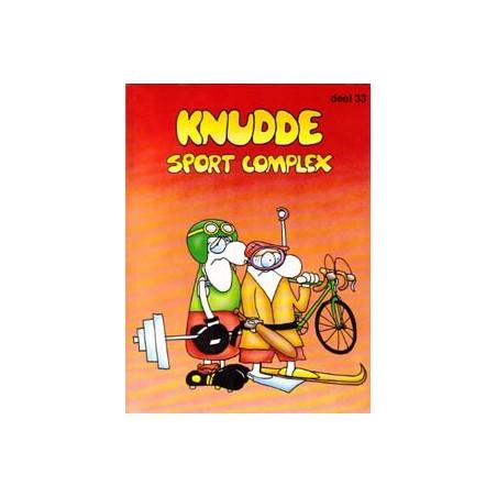 FC Knudde 33 Sport complex 1e druk 1992