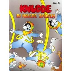 FC Knudde<br>34 In hogere sferen<br>1e druk 1993