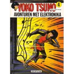 Yoko Tsuno<br>04 - Avonturen met Elektronika<br>herdruk