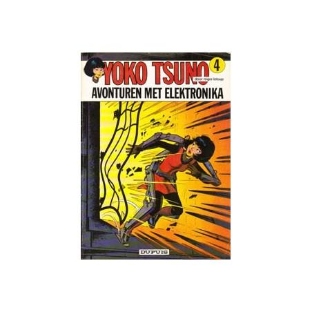 Yoko Tsuno 04 Avonturen met elektronika herdruk