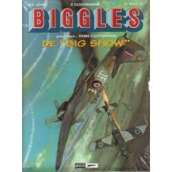 Biggles cassette<br>De Big Show<br>Deel 1, 2, & 3 in schuifdoos