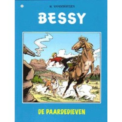 Bessy set NW2<br>6 t/m 10<br>Niet eerder in boekvorm verschenen