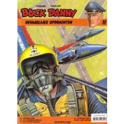 Buck Danny<br>Bundeling 11 HC Gevaarlijke opdrachten<br>1e druk