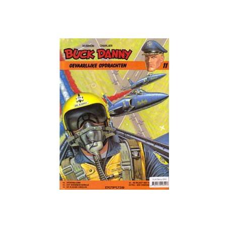 Buck Danny Speciaal 11% HC Gevaarlijke opdrachten 1e druk 1988