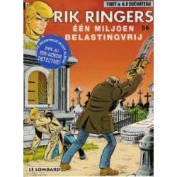 Rik Ringers 56 Een miljoen belastingvrij
