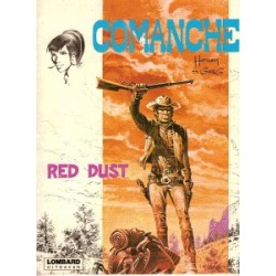Comanche set<br>Deel 1 t/m 15 + De gevangene