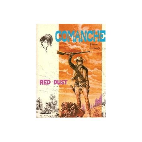 Comanche  set deel 1 t/m 10 + De gevangene (alle Hermann-albums) herdrukken*