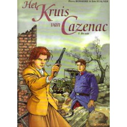 Kruis van Cazenac 01 - De code 1e druk 1999