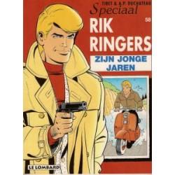Rik Ringers 58 Zijn jonge jaren