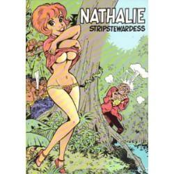 Nathalie stripstewardess<br>1e druk 1985