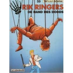 Rik Ringers 59 De hand des doods