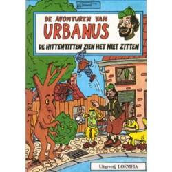 Urbanus 002<br>Hittentitten zien het niet zitten<br>1e druk 1983