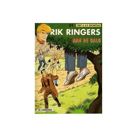 Rik Ringers  61 Aan de galg