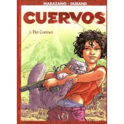 Cuervos setje SC<br>Deel 1 & 2