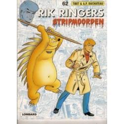 Rik Ringers 62 Stripmoorden