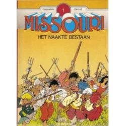 Missouri setje<br>Deel 1 t/m 3<br>1e drukken 1989-1991