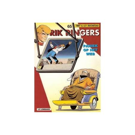 Rik Ringers  65 Paniek op het web