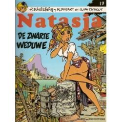 Natasja<br>17 - De zwarte weduwe<br>1e druk 1997