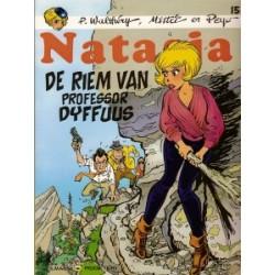 Natasja<br>15 - De riem van Professor Dyffuus<br>1e druk 1992
