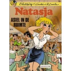 Natasja<br>13 - Asiel in de ruimte<br>1e druk 1988