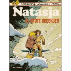 Natasja<br>12 - De brute broekjes<br>1e druk 1986