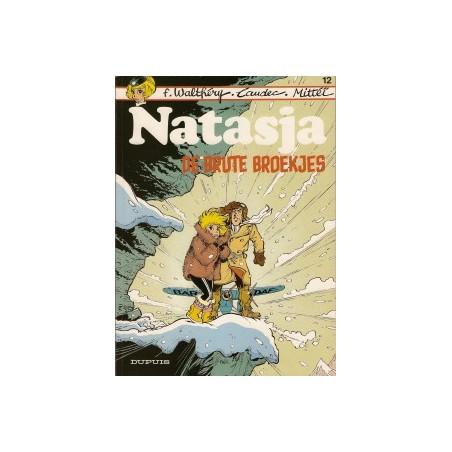 Natasja 12 De brute broekjes 1e druk 1986