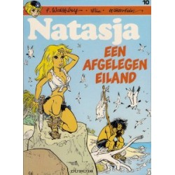 Natasja<br>10 - Een afgelegen eiland<br>1e druk 1984