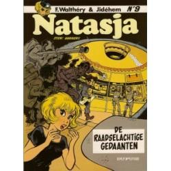 Natasja<br>08 - De raadselachtige gedaanten<br>1e druk 1983