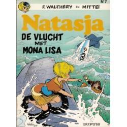 Natasja<br>07 - De vlucht met de Mona Lisa<br>herdruk