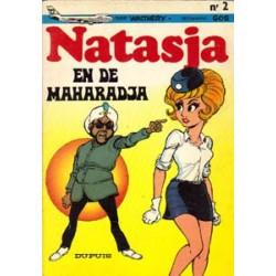 Natasja<br>02 - En de Maharadja<br>herdruk 1976